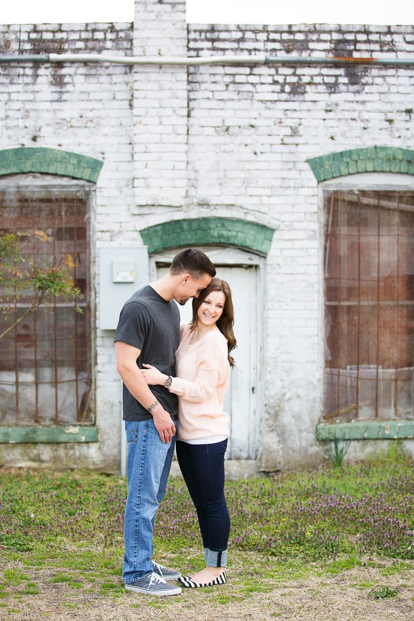 Downtown Washington NC Engagement Session-9