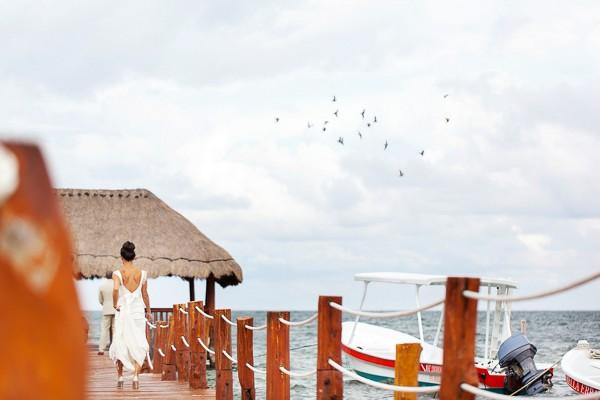 Linsey + Chris Wedding, Azul Beach Resort, Puerto Morelos, Riviera Maya, Mexico.