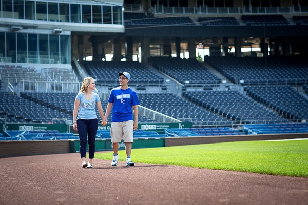 Kansas City Royals Engagement-3