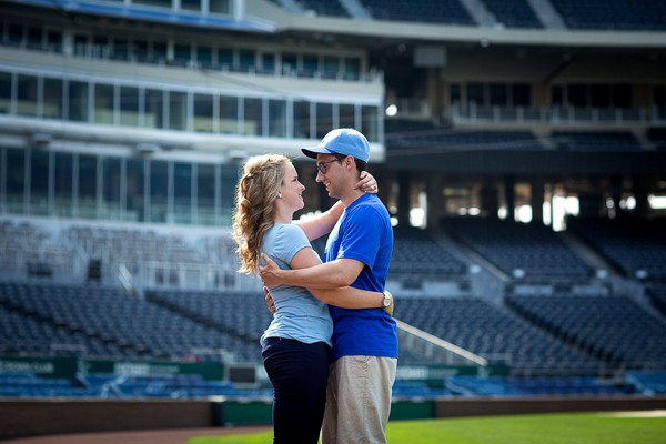Kansas City Royals Engagement-5