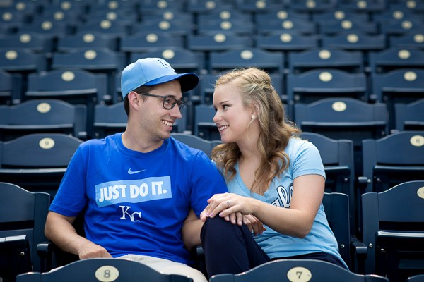 Kansas City Royals Engagement-6