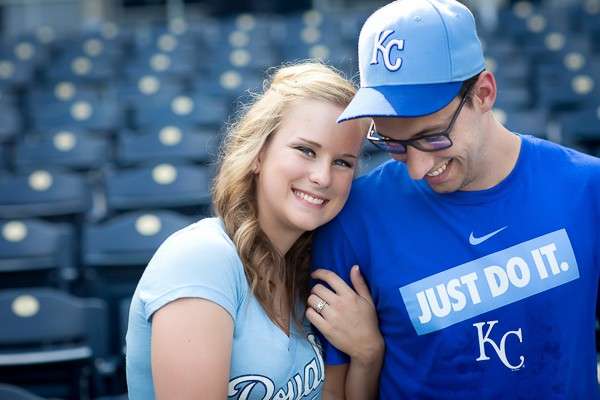 Kansas City Royals Engagement-8