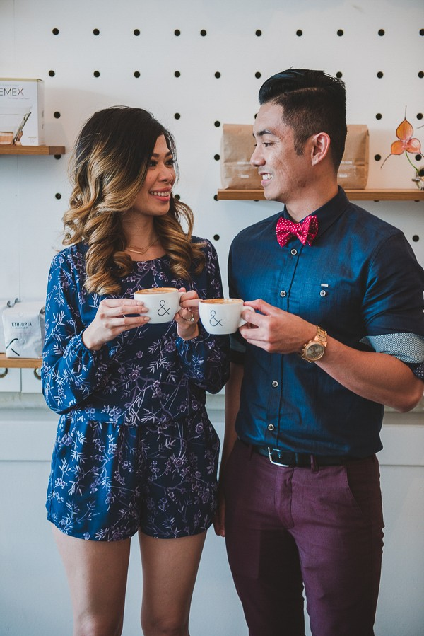 coffee shop engagement session-5