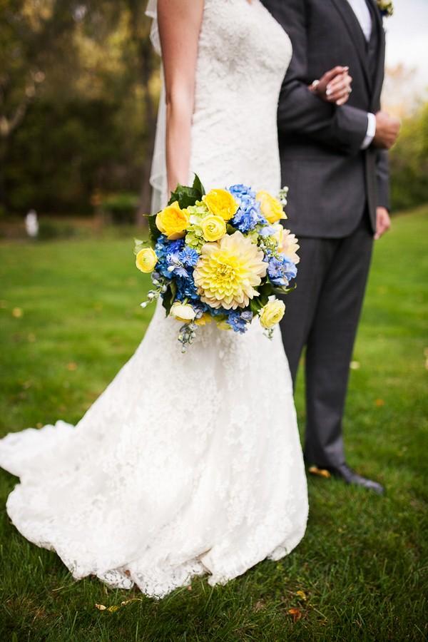 Lovely Fall Codman Estate Wedding