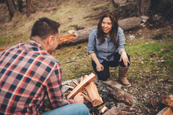Okanagan Campfire Engagement-5