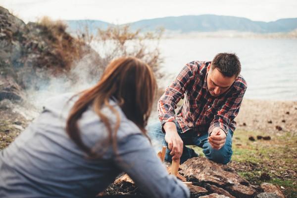 Okanagan Campfire Engagement-6