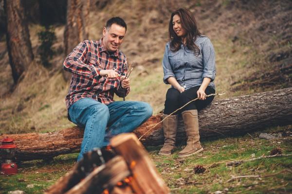 Okanagan Campfire Engagement-8