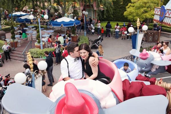 Disneyland Engagement Session-15