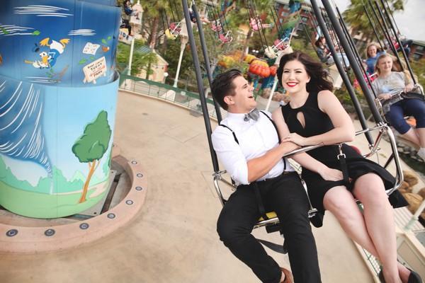 Disneyland Engagement Session-3