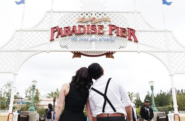 Disneyland Engagement Session-9