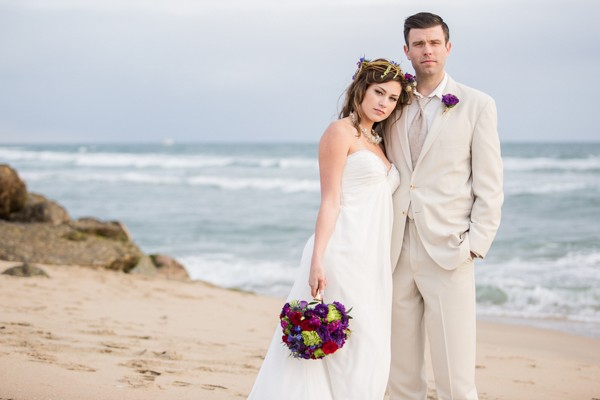 Nautical Themed California Beach Wedding-11