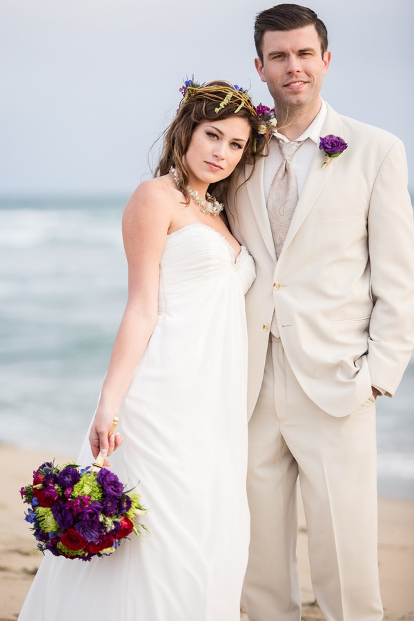 Nautical Themed California Beach Wedding-12