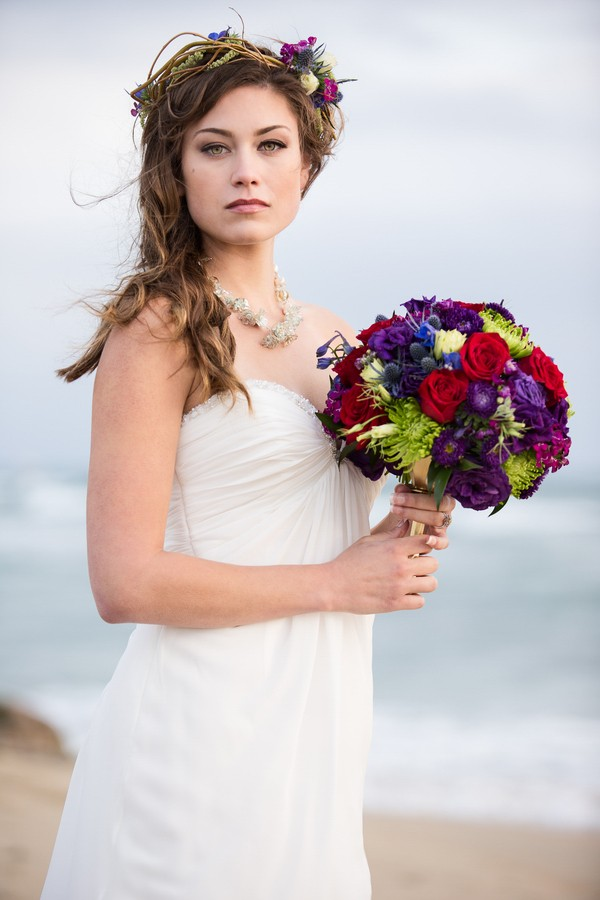 Nautical Themed California Beach Wedding-14