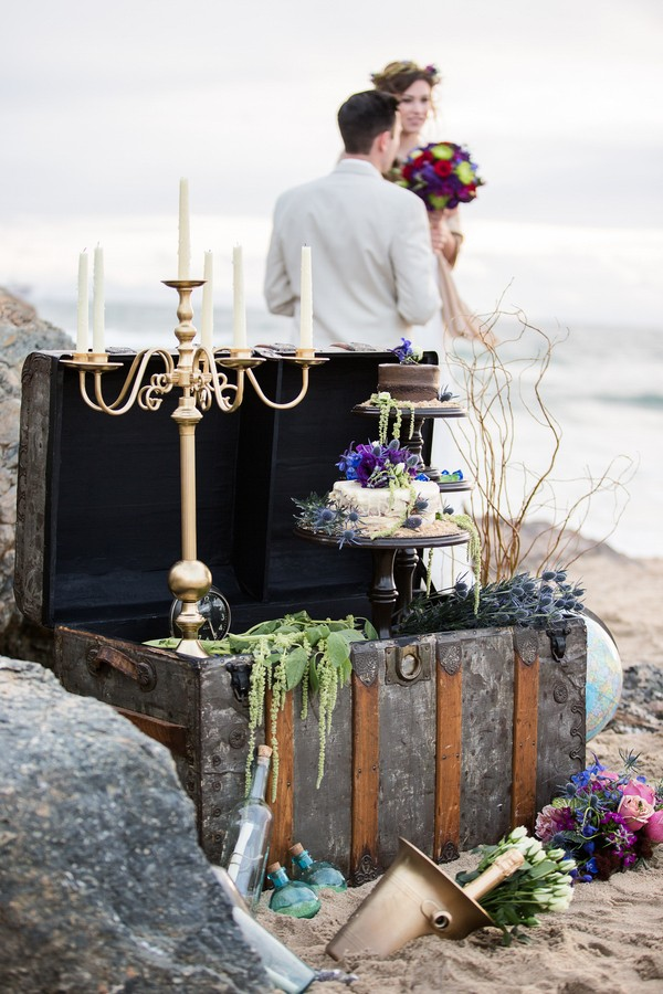 Nautical Themed California Beach Wedding-15