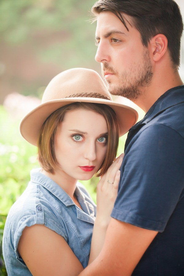 Indie themed Engagement