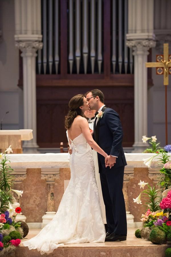 St. Thomas Of Villanova Church Wedding