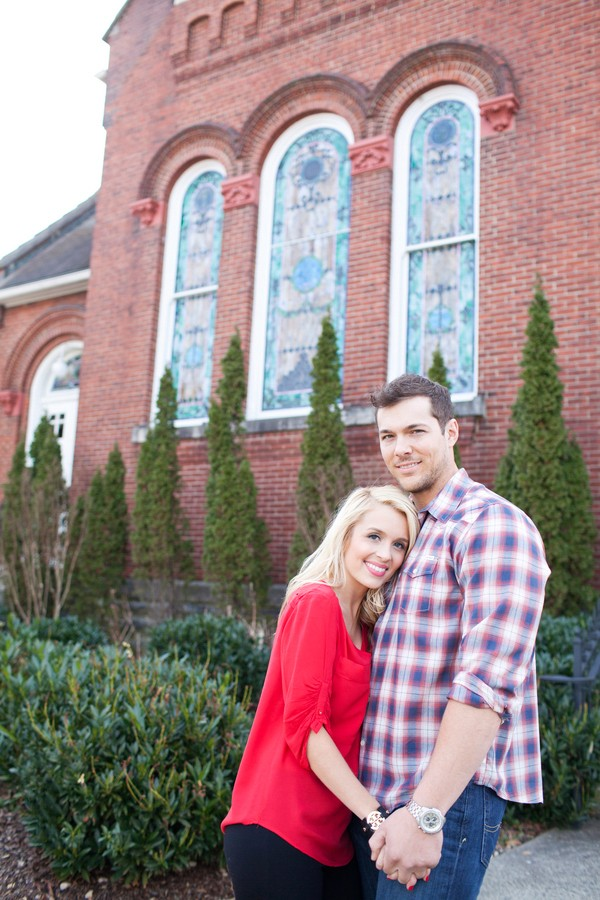 Nashville Tennessee Engagement Session-11