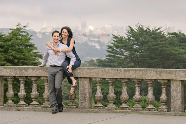 San Francisco Engagement Session-17