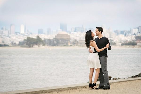 San Francisco Engagement Session-2