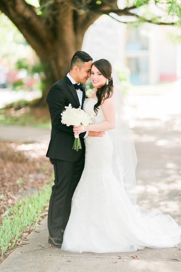 Modern Elegant Coral Gables Miami Wedding