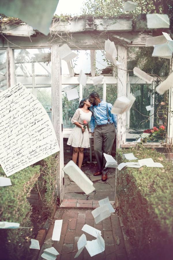 Groom Love Letter To Bride