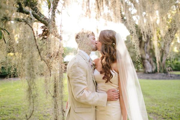 Classic & Chic Southern Plantation Wedding