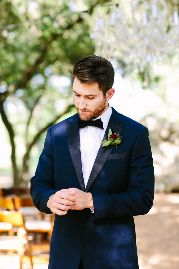 Romantic Hill Country Wedding