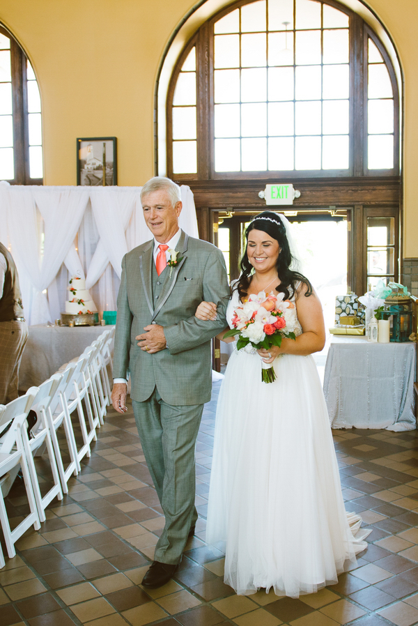 Boise Train Depot Wedding