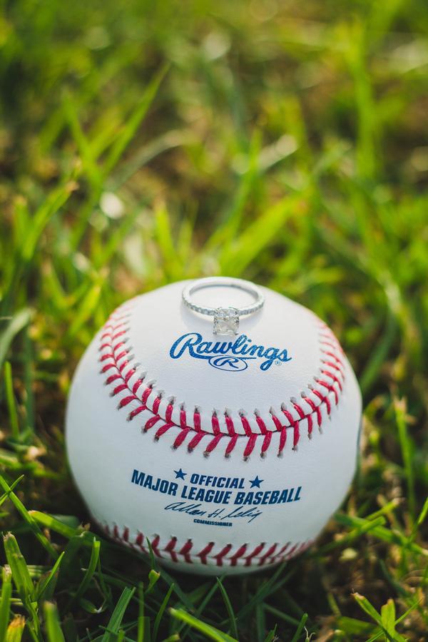 Houston Astros Engagement Session