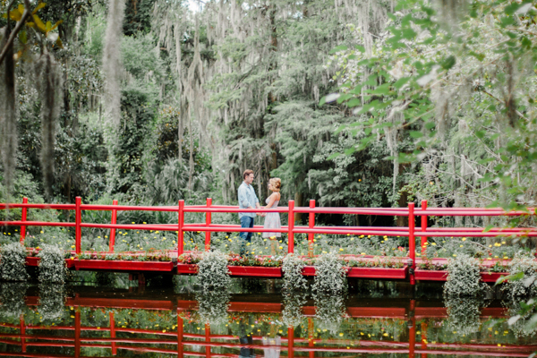 Magnolia Plantation and Gardens Engagement_-27