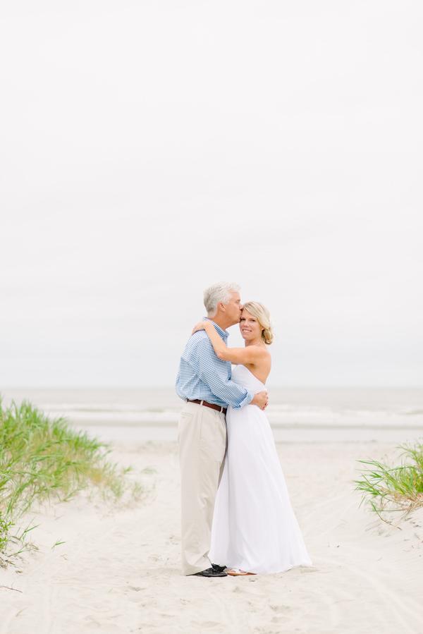 Intimate Kiawah Island Wedding