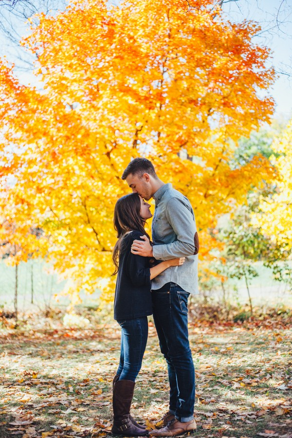 Fall-Engagement-Session-in-Michigan-7
