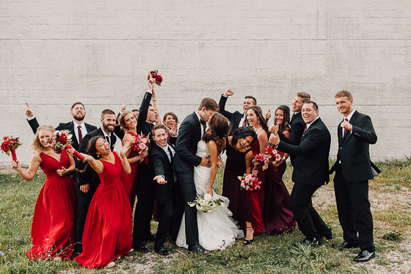 Fall Michigan Wedding-7