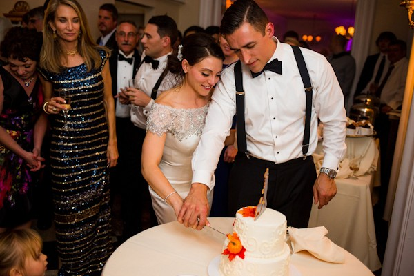 New York Country Club Wedding-28