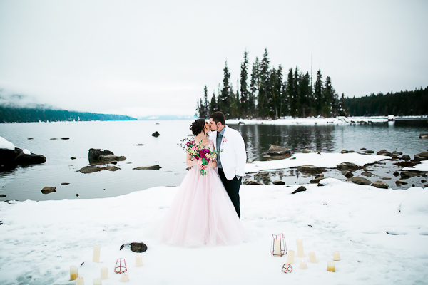 Blush Pink Inspired Winter Wedding-4