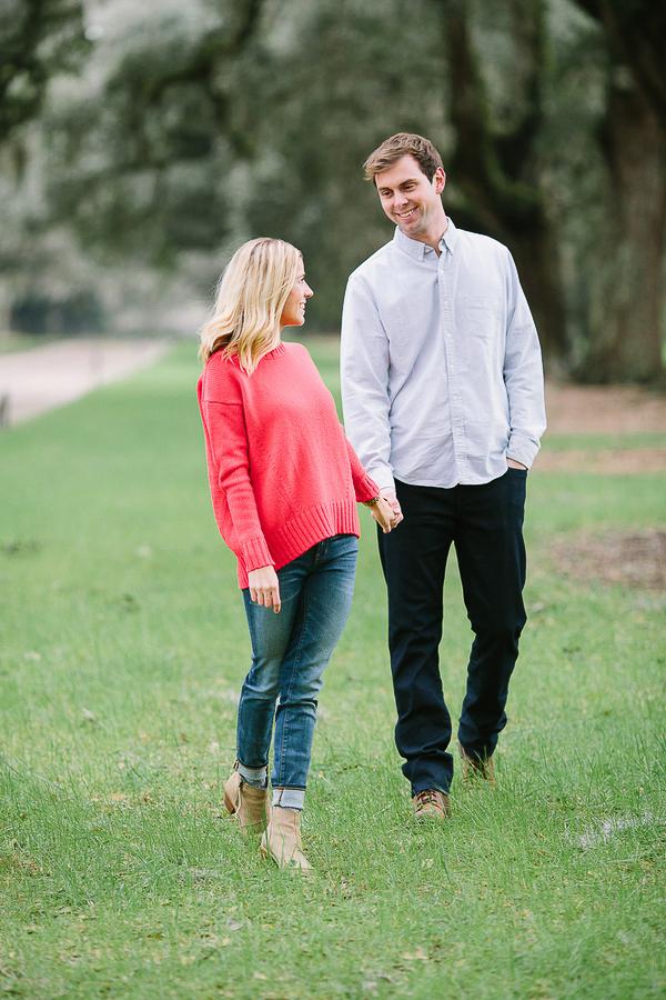 Boone Hall Plantation Engagement-14