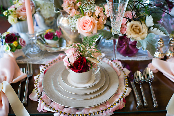 Downton Abbey Inspired Styled Shoot
