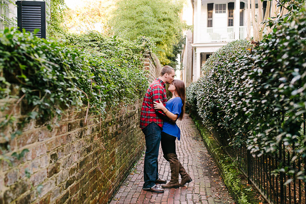 Downtown Charleston Engagement Portraits_-7