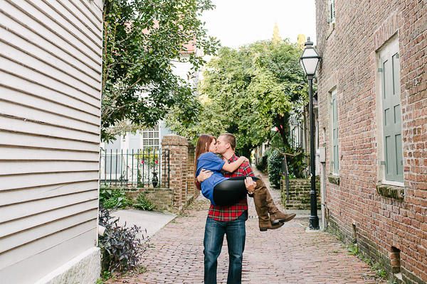 Downtown Charleston Engagement Portraits_-9