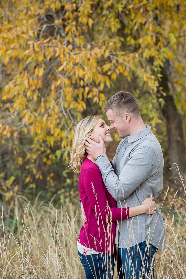 Fall Idaho Mountain Engagement-10