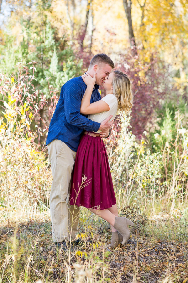 Fall Idaho Mountain Engagement-3