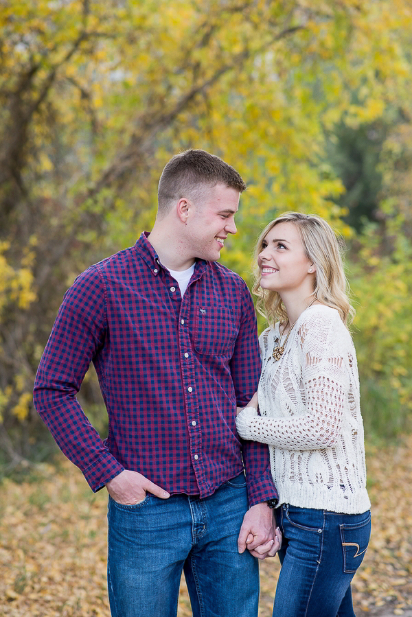 Fall Idaho Mountain Engagement-7