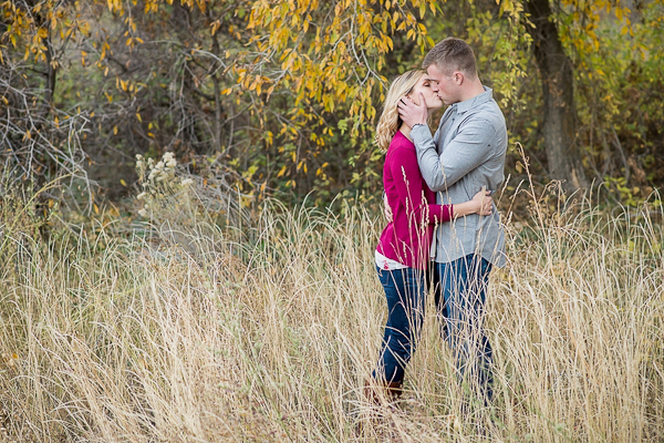 Fall Idaho Mountain Engagement-9