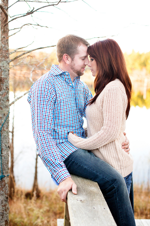 Fall North Carolina Engagement Session-4