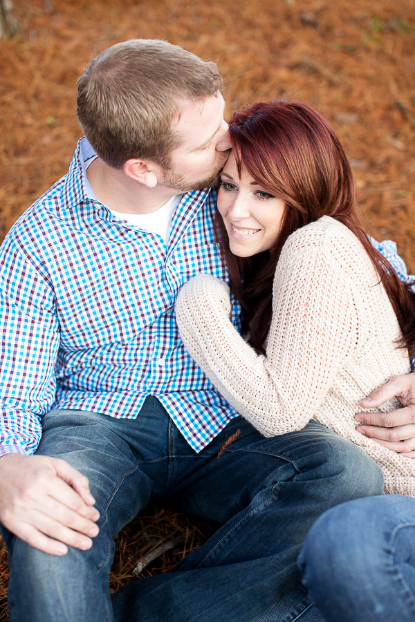 Fall North Carolina Engagement Session-5