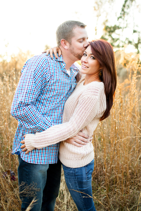 Fall North Carolina Engagement Session-7