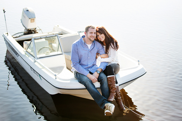 Fall North Carolina Engagement Session