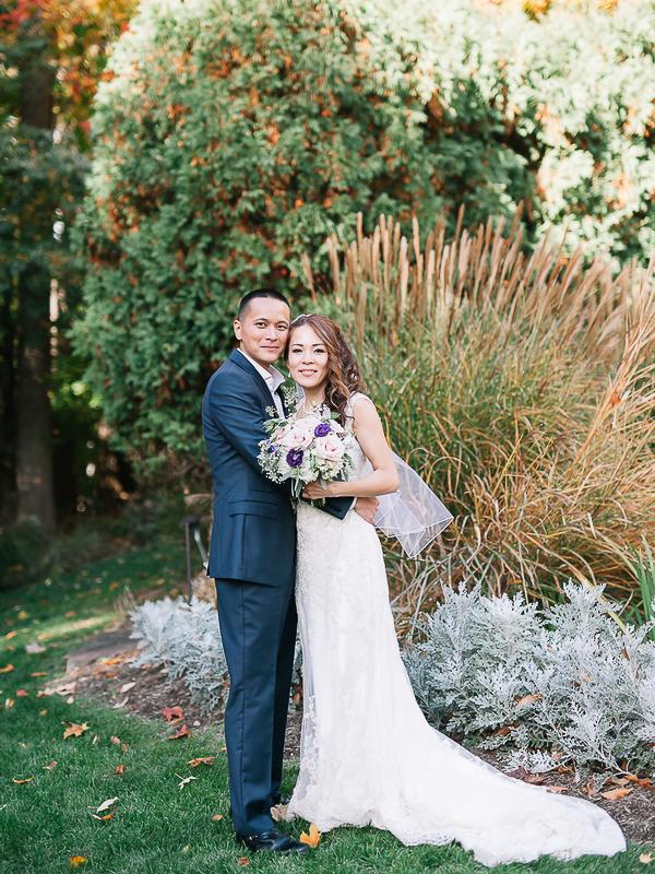 Fall New Jersey DIY Wedding