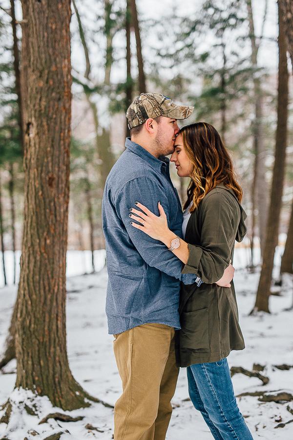 Winter New York Engagement-7