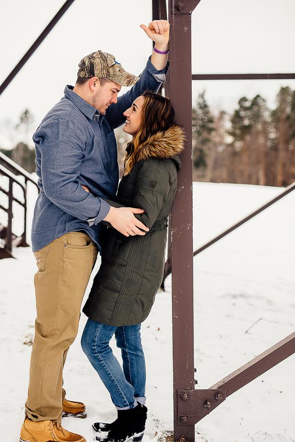 Winter New York Engagement-9